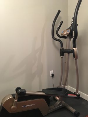 Exerpeutic 5000 Elliptical with Bluetooth and App for Sale in Seattle, WA