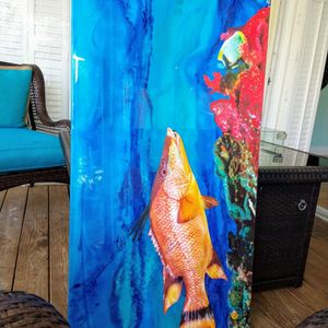 Hog Fish On Wood Patio Outdoors Fishing Art for Sale in West Palm Beach, FL