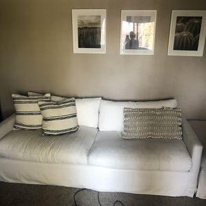 White Sofa for Sale in Fullerton, CA
