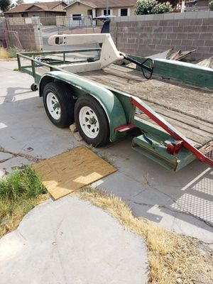 Flatbed trailer tandem axle for Sale in Henderson, NV