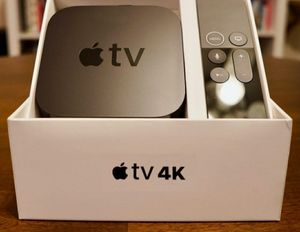 Apple TV 4k 32 GB,,4ta Generation, New in sealed boxes for Sale in Willimantic, CT
