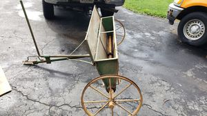 Old seeder does work great prop for yard for Sale in South Holland, IL