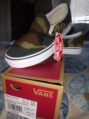 Classic Slip-on Vans for Sale in Paramount, CA