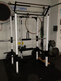 Smith cage and entire home gym and accessories. for Sale in Orting,  WA