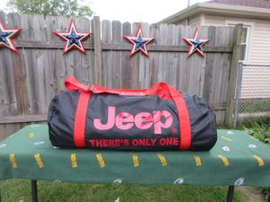 Jeep Liberty Camping Tent. for Sale in West Milwaukee, WI