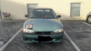 Hyundai accent gs 1997 mecanico for Sale in North Bethesda, MD