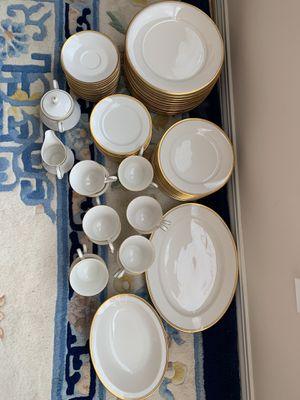 64 piece Noritake Ivory China set for Sale in Puyallup, WA