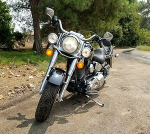 2001 Harley-Davidson Fatboy w/Low mileage for Sale in Fullerton, CA