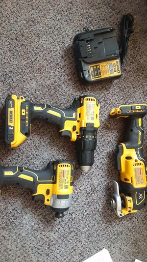 Dewalt Drill set for Sale in Kansas City, MO