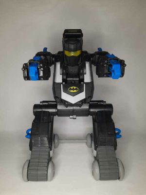 Fisher Price Imaginext RC Transforming Robot Batman for Sale in Dallas, TX