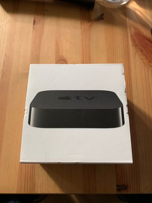 Apple TV (1 generation) for Sale in Seattle, WA