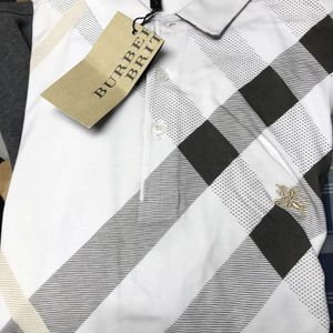 silk collared Burberry long sleeve polo shirt New Size XL for Sale in Smyrna, GA