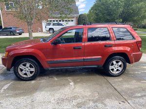 2005 Jeep Grand Cherokee Laredo for Sale in Matthews, NC