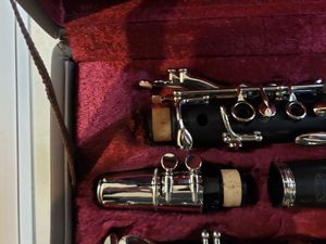 Buffet Crompon R13 B660 Professional Clarinet for Sale for sale  Chandler, AZ