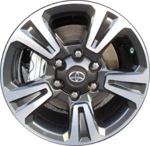 "OEM 16"" Tacoma trd sport wheels, 4 rims no tires for Sale in Murrieta, CA"