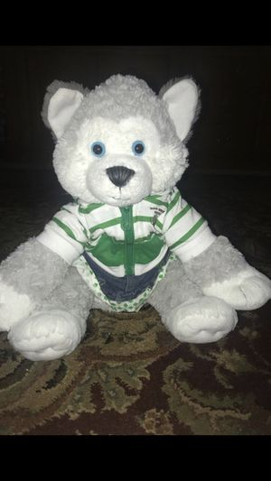 Build a bear wolf for Sale in East Stroudsburg, PA