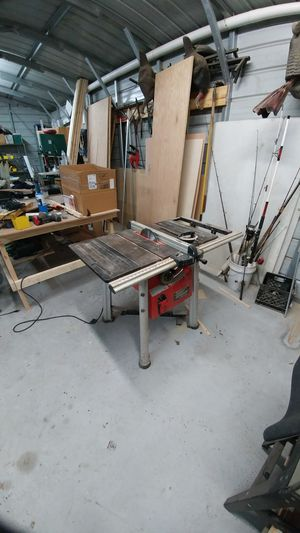 Really nice table saw for Sale in Orlando, FL