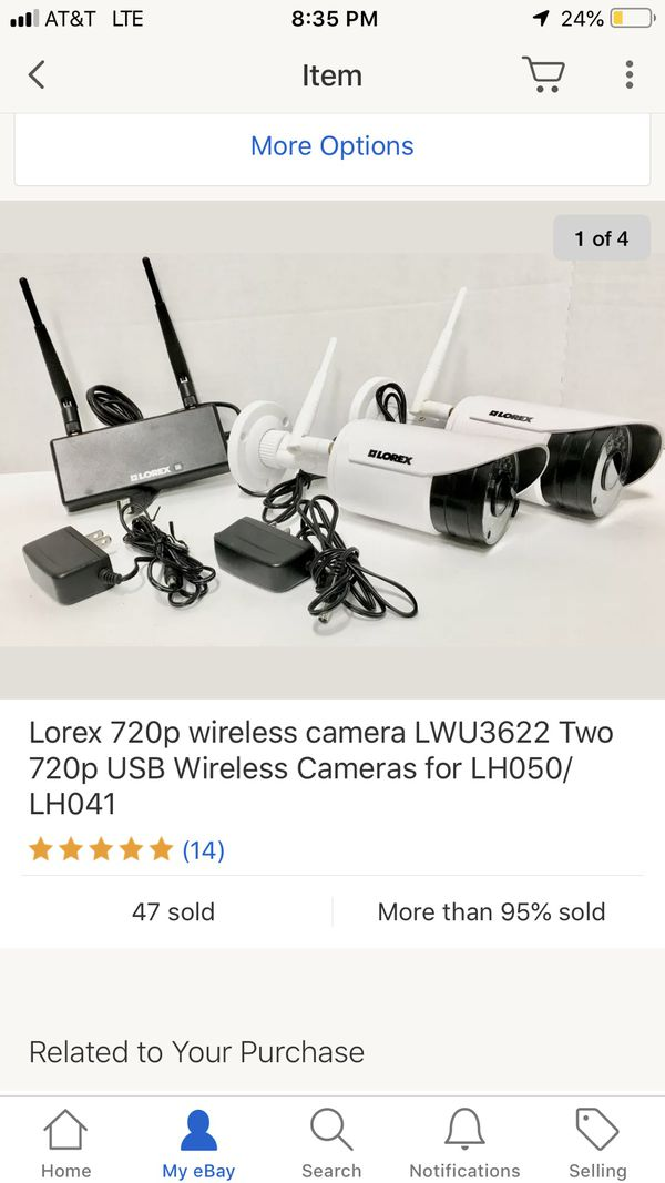 Camera lorex
