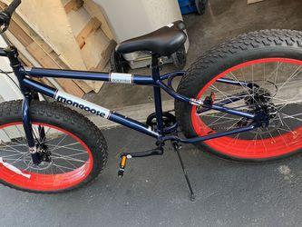 Fat Bike And Bike Rack for Sale in Kent,  WA