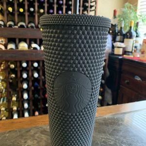 Black Matte Cup Starbucks New for Sale in Modesto, CA