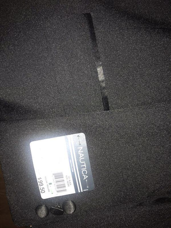 New four piece nautica boys suit
