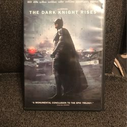 The Dark Knight Rises DVD for Sale in Chevy Chase,  MD