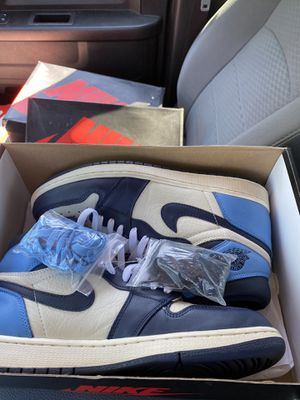 Air Jordan 1 retro obsidian for Sale in Bremerton, WA