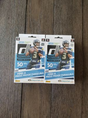 Donruss hanger boss 50 cards per box for Sale in Puyallup, WA
