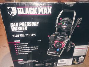 New in box 3100 psi pressure washer for Sale in Eugene, OR