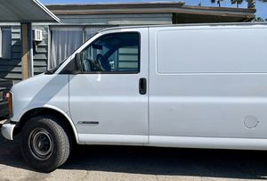 Chevy 3500 Express work van for Sale in Fountain Valley, CA