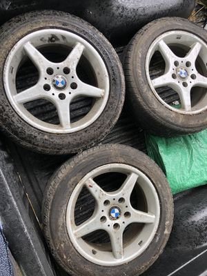 BMW rims & tires for Sale in Federal Way, WA