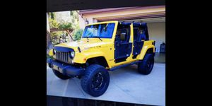 Jeep Wrangler JK parts for Sale in San Diego, CA