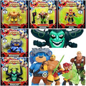 Lot of 5 ZAG Heroez Power Players Action Figures Cartoon Network Playmates - NEW for Sale in Harrisonburg, VA