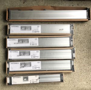 IKEA RATIONELL adjustable drawer organizer/divider set for Sale in Roswell, GA