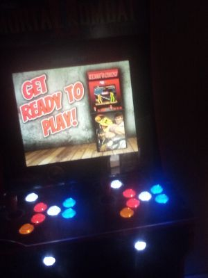 2player Arcade console has 1500 games for Sale in Phoenix, AZ