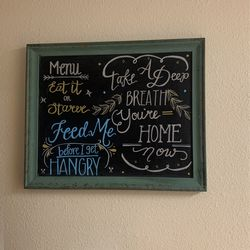 Chalk Board for Sale in Vacaville, CA