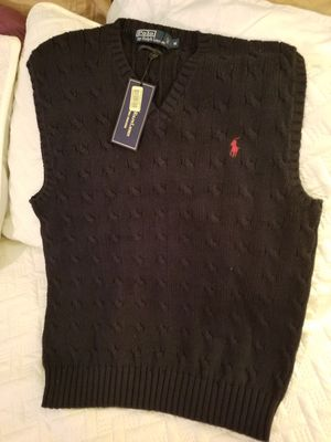 Ralph Lauren Polo Pullover Sweater vest for Sale in Cedar Park, TX