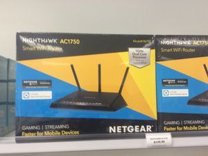 Nighthawk AC1750 Router for Sale in Huntersville, NC