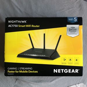 Netgear NightHawk - AC1750 for Sale in Chino Hills, CA