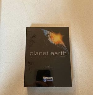 NIB Planet Earth DVD Set for Sale in Lighthouse Point, FL
