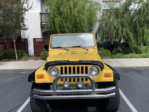 Jeep Wrangler tj for Sale in San Ramon, CA