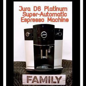 Jura D6 Platinum for Sale in Los Angeles, CA