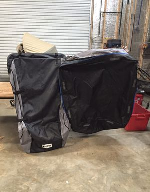 Travel cargo carrier- 2 carriers for Sale in College Station, TX