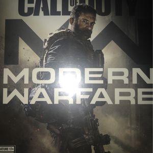 Call Of Duty Modern Warfare Ps4 for Sale in Walnut, CA