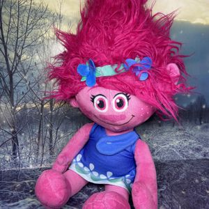 "Large Poppy Troll Doll 20"" Plush doll for Sale in Long Beach, CA"