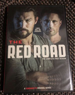 Dvd-serial- THE RED ROAD ( season first)... for Sale in Tamarac, FL
