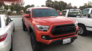 2017 Toyota Tacoma TRD Off Road 4x4 for Sale in Chula Vista, CA