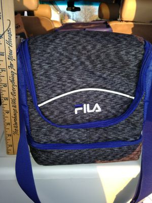 Fila lunch bag cooler pack for Sale in Hanover, PA