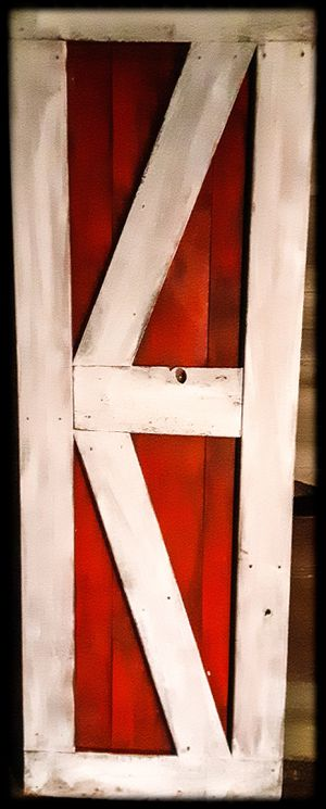 Barn style door for Sale in Medical Lake, WA