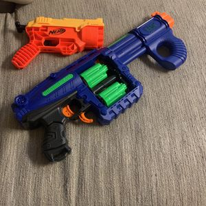 Nerf Guns NO BULLETS for Sale in Zion, IL